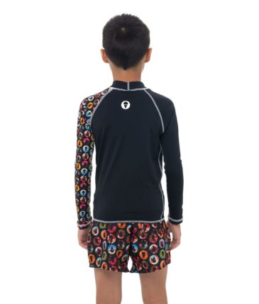 SPRING POGS BOYS LONG SLEEVES RASH VEST