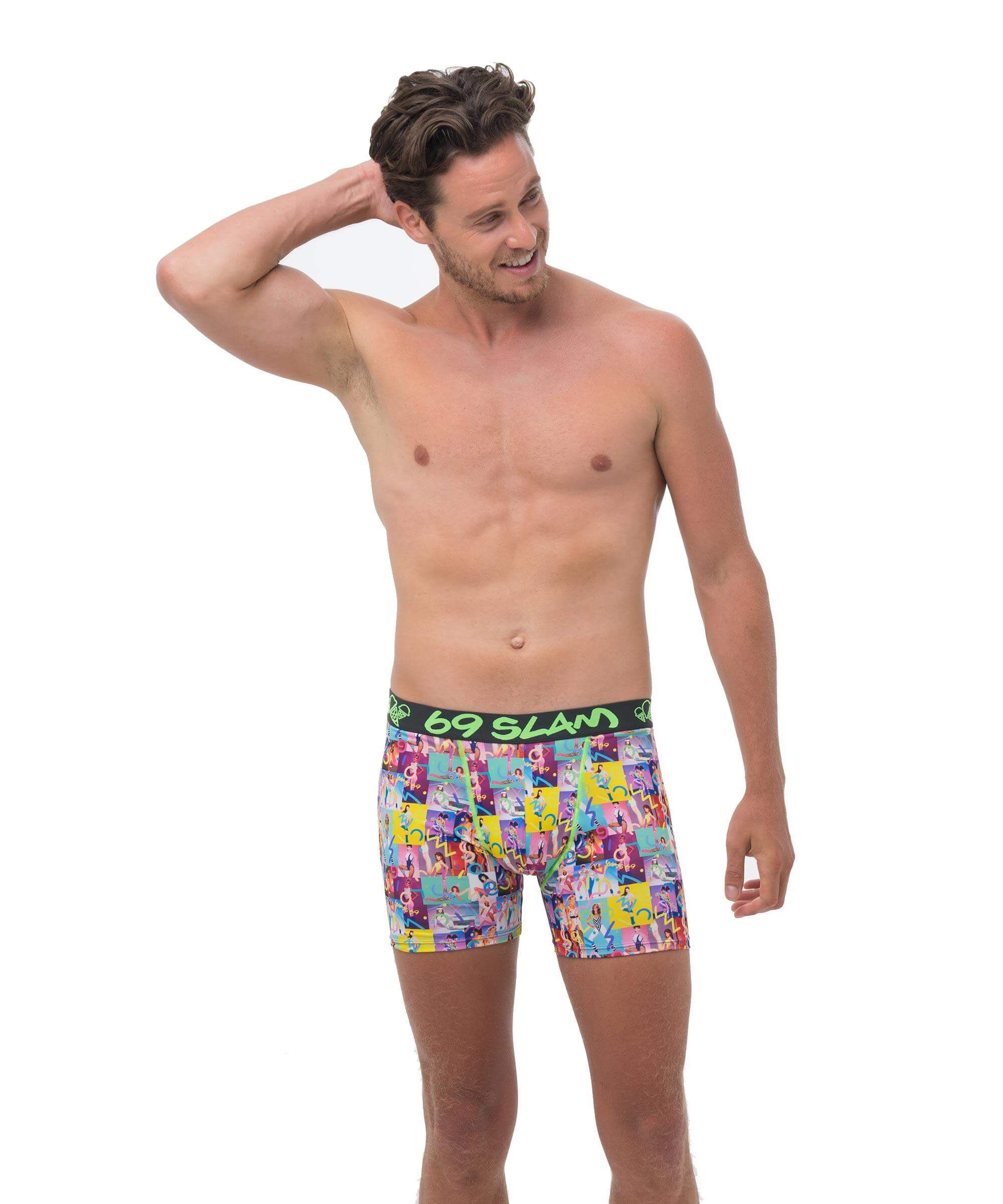 AEROBIC FITTED BOXER