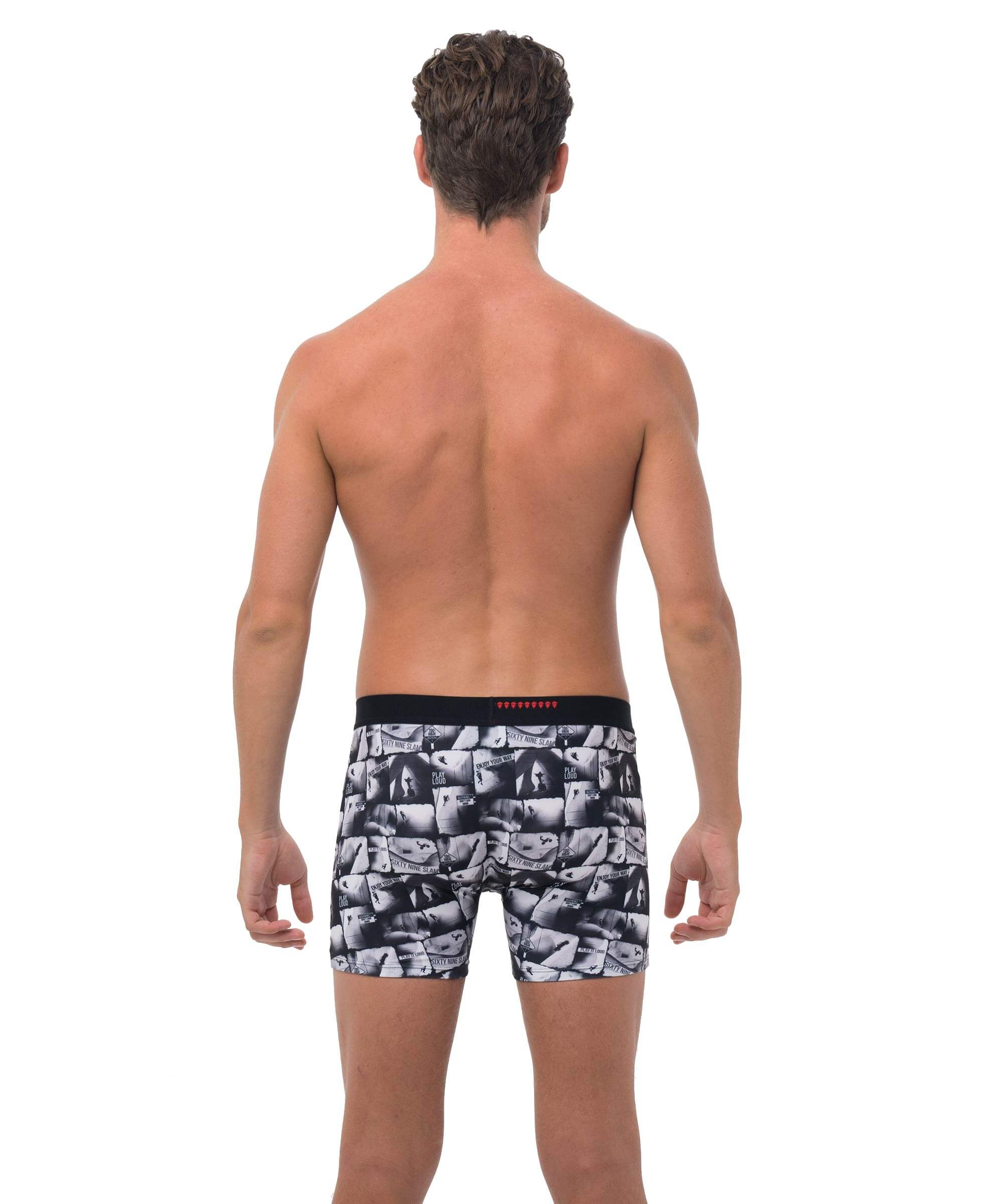 EXTREME SPORT LIMITED EDITION FITTED FIT BOXER