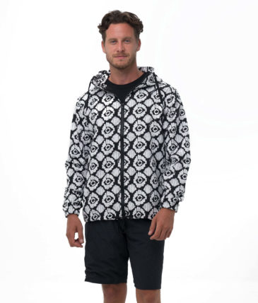 IKAT DIAMOND WINDBREAKER