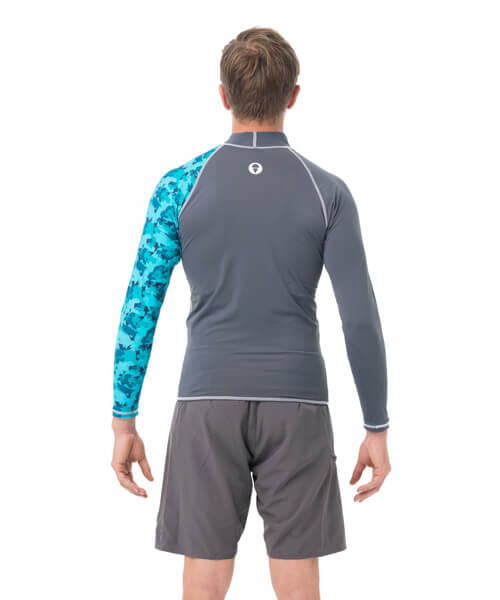 CAMOKOY LIGHT LONG SLEEVES RASH VEST