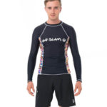 ROAD TRIP LONG SLEEVES HUGO RASH VEST