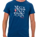 TIC TAC SLAM NAVY DNA COLLECTION SHORT SLEEVES T-SHIRT