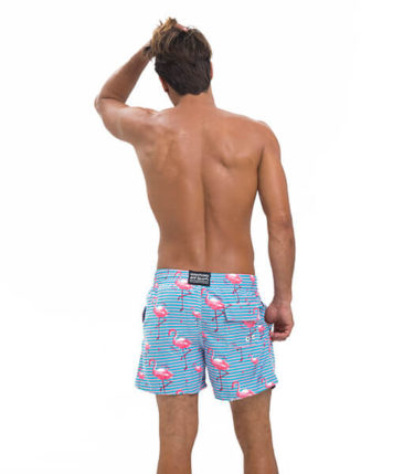 FLOCKS ELASTIC WAIST BOARDSHORT