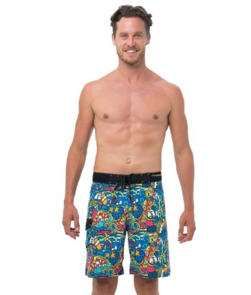 PICASUMMER LONG LENGTH BOARDSHORT