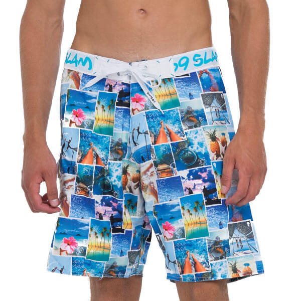 INTO THE BLUE LONG LENGTH BOARDSHORT