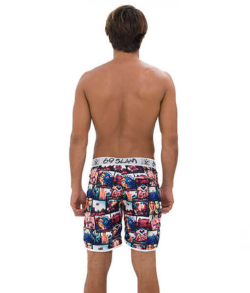 FESTIVAL MEDIUM LENGTH BOARDSHORT
