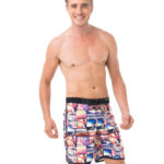 ROAD TRIP MEDIUM LENGTH BOARDSHORT