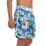 INTO THE BLUE MEDIUM LENGTH BOARDSHORT