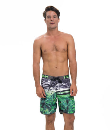 PADDIES LIMITED EDITION MEDIUM LENGTH BOARDSHORT