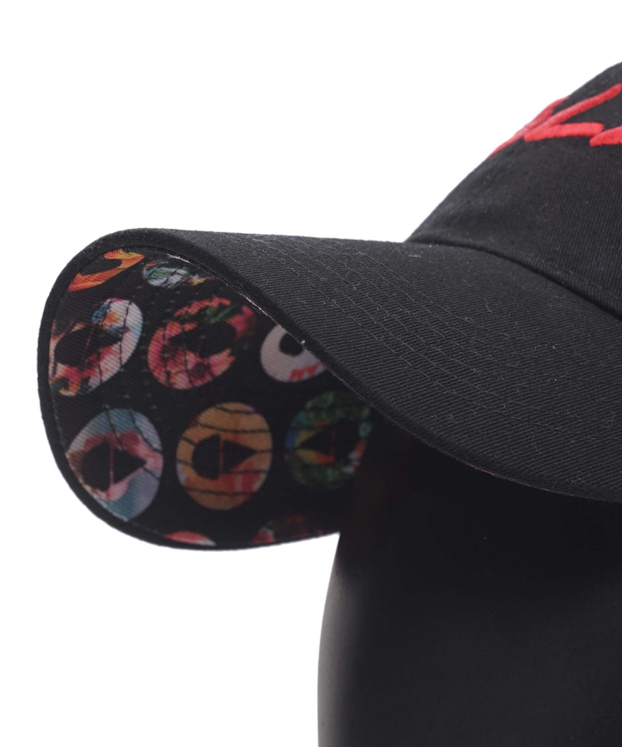 SPRING POGS CURVED BRIM CAP