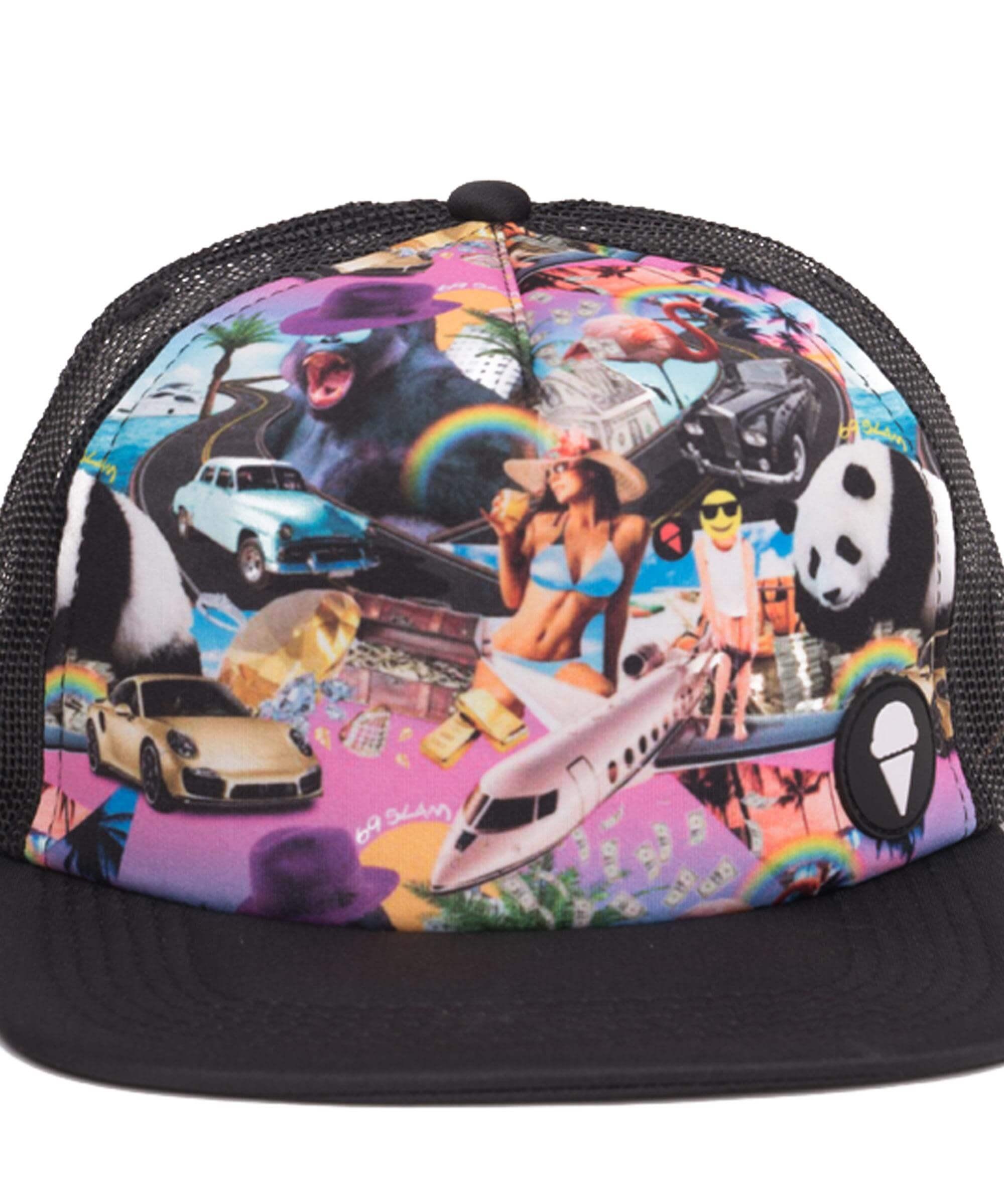 ABUNDANT CAP BLACK