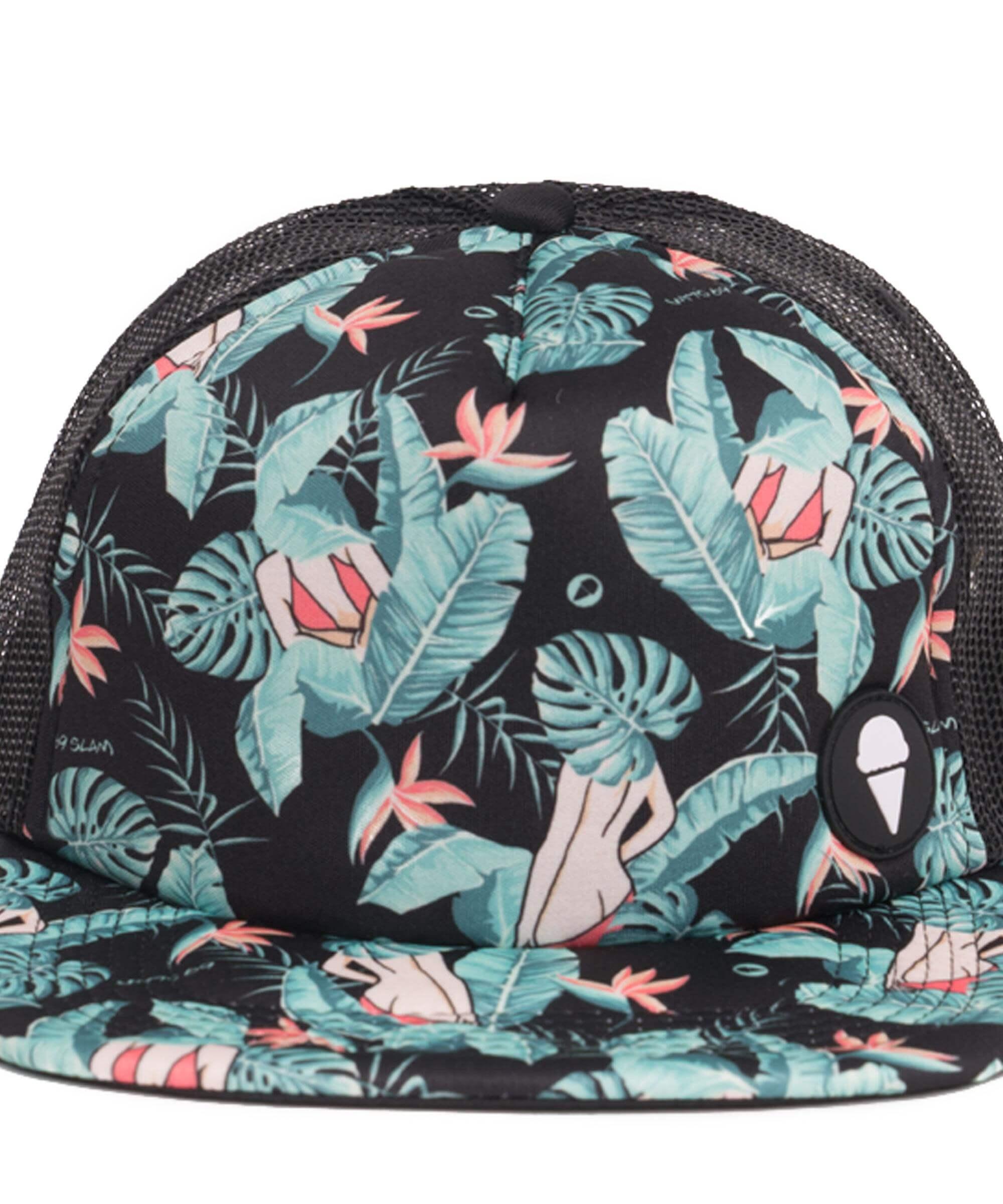 SECRET ALCOVE CAP BLACK