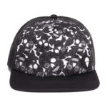 SUGAR CRANE CAP BLACK