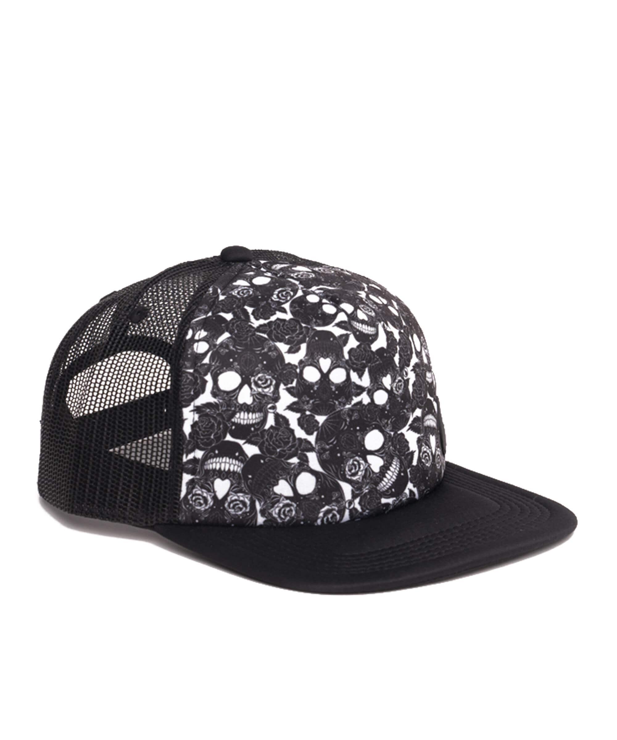 SUGAR CRANE CAP BLACK