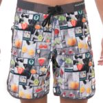 TROPICAL GLAM LTD EDT MEDIUM LENGTH BOARDSHORT
