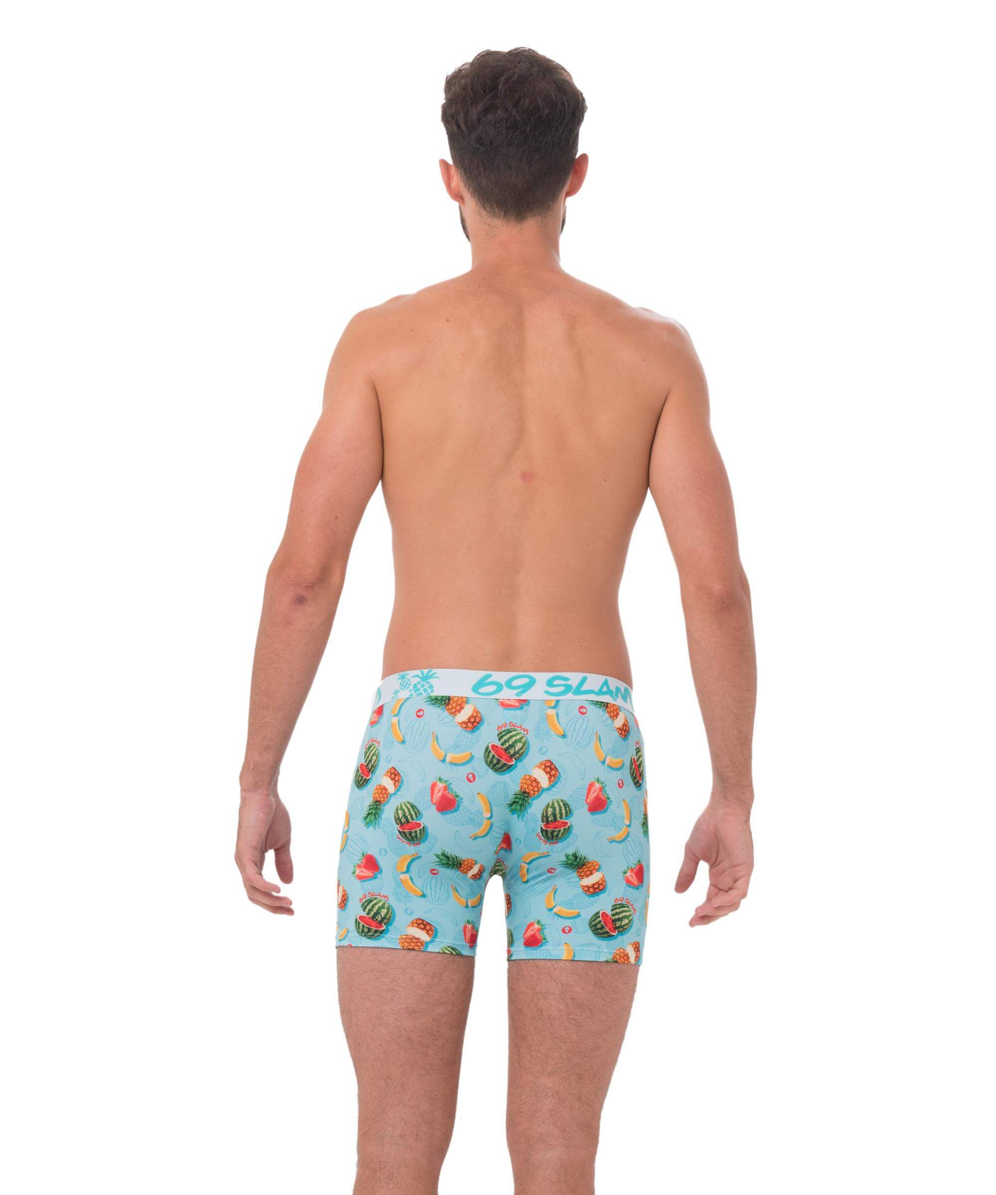 TROPICAL HARVEST FITTED FIT BOXER