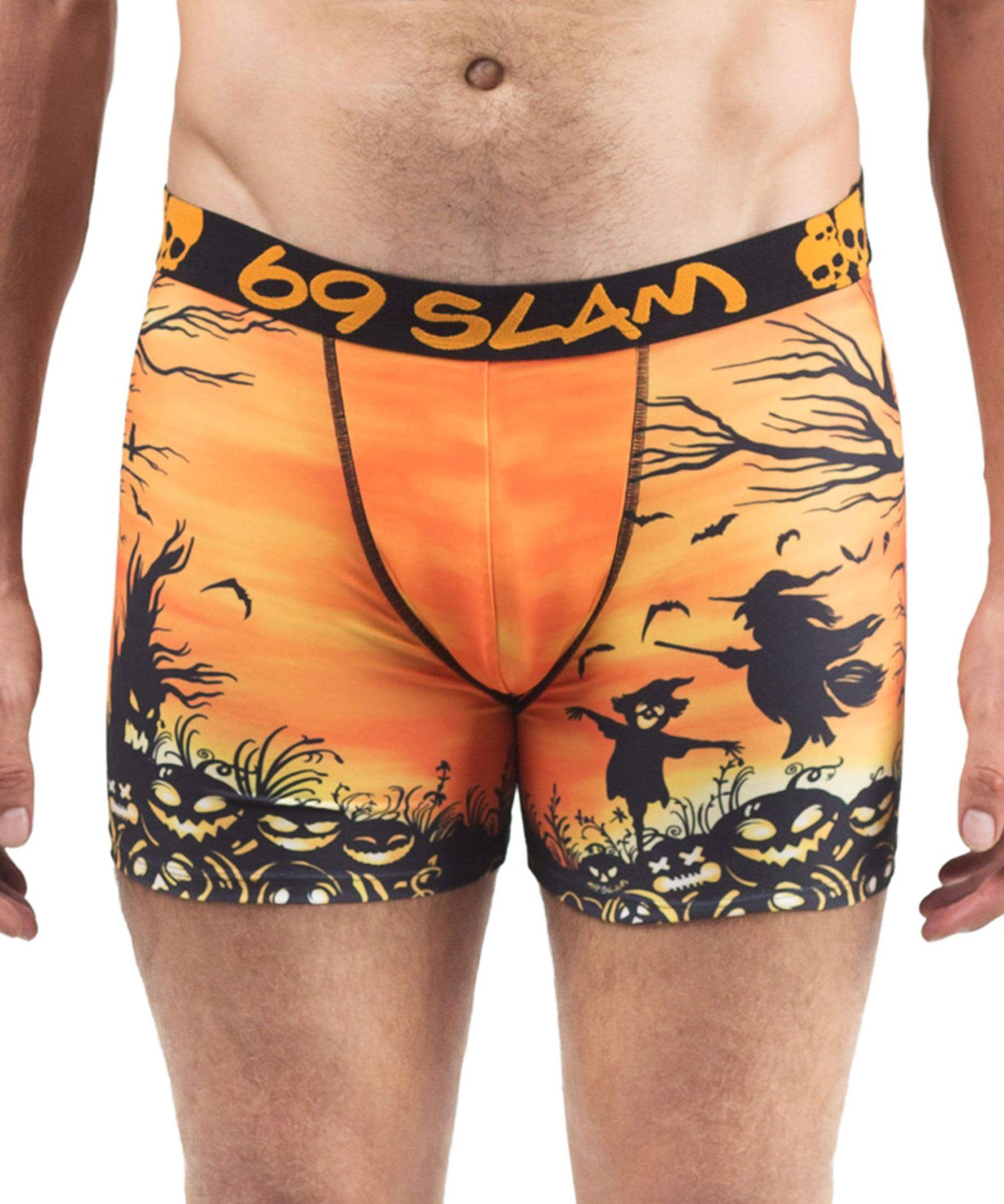 HALLOWEEN LIMITED EDITION FITTED FIT BOXER