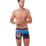 PAPA-RILLA LIMITED EDITION FITTED FIT BOXER