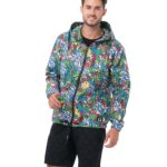 TROPICAMAZON WINDBREAKER