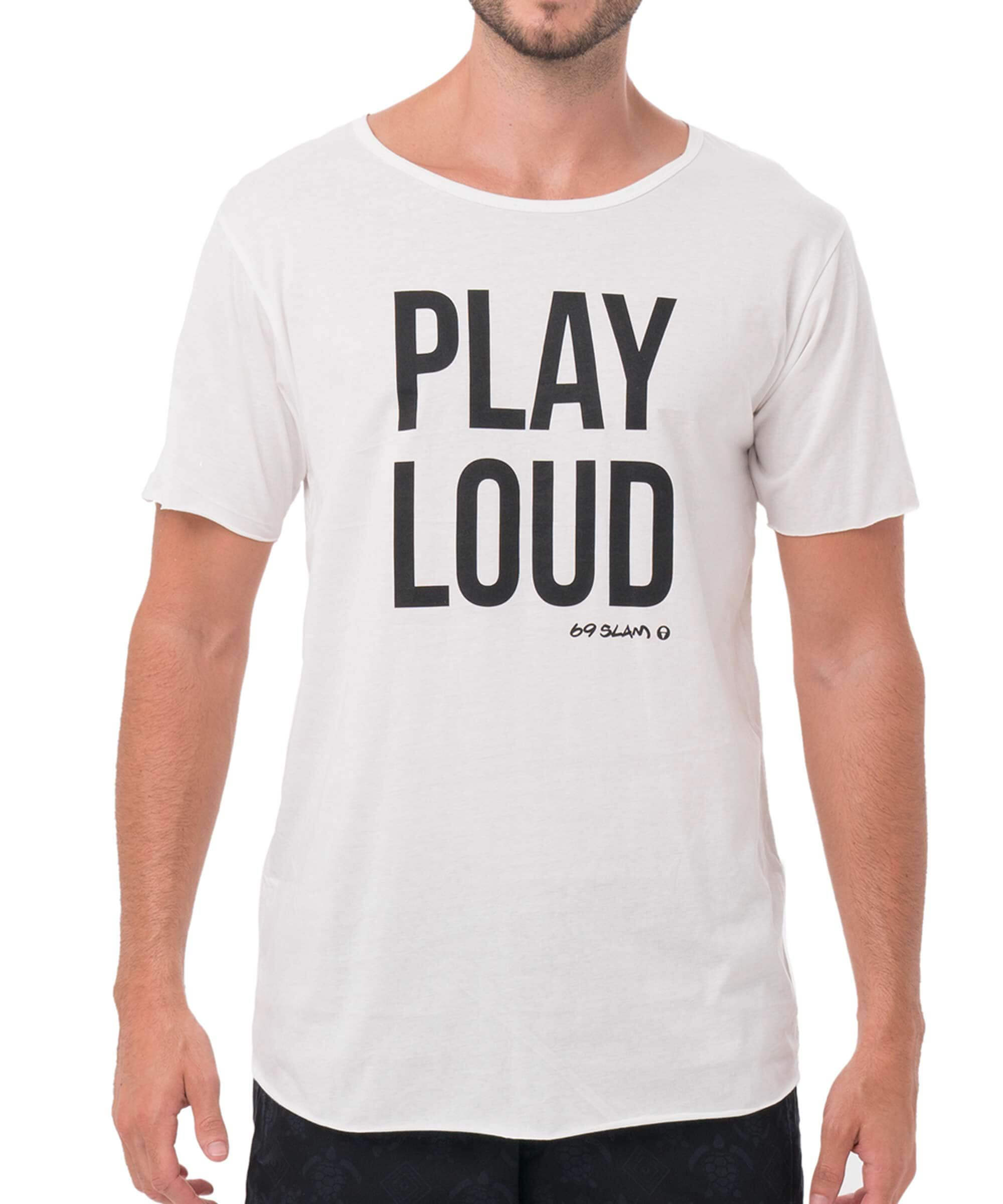 PLAYLOUD WHITE