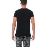 SUNNY BLACK DNA COLLECTION SHORT SLEEVES T-SHIRT