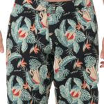 SECRET ALCOVE REVERSIBLE WALKSHORTS