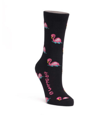 FLAMINGO FLOAT SOCKS