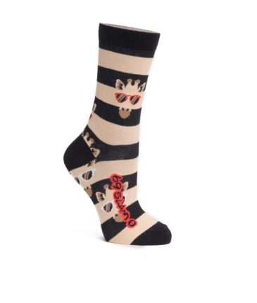 GIRAFFE STRIPES SOCKS