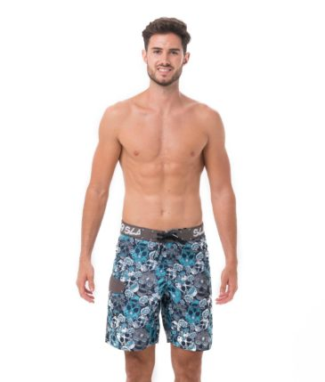 MINT SUGAR CRANE LEVI BOARDSHORT LONG LENGTH