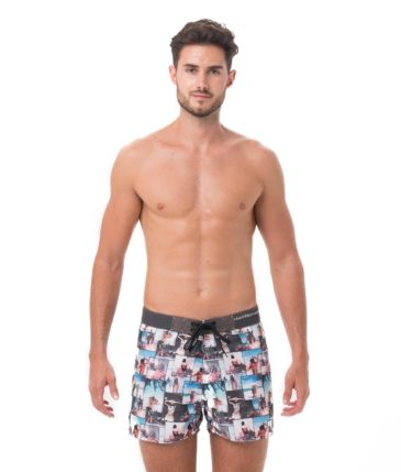 UNDER THE PALM MATEO CLASSIC BOARDSHORT