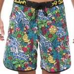 TROPICAMAZON LUKE BOARDSHORT MEDIUM LENGTH