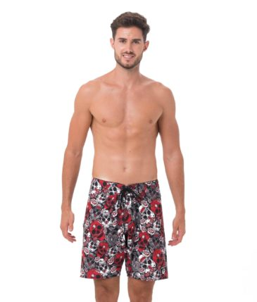 RED SUGAR CRANE LIAM BOARDSHORT 4WAYS