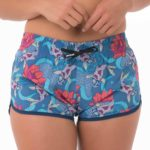 FLAMINGO PATCH LAYLA BOARDSHORT 4 WAYS